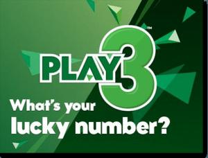 New Zealand Play 3 lottery