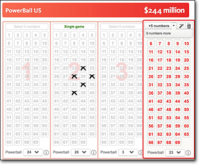 Powerball Us Australia