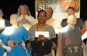 Sharon Tirabassi lottery winner