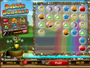 Bubble Bonanza by Microgaming