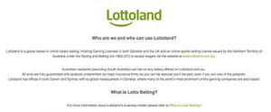 Lottoland betting explained
