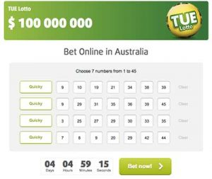 Lottoland $100 million draw